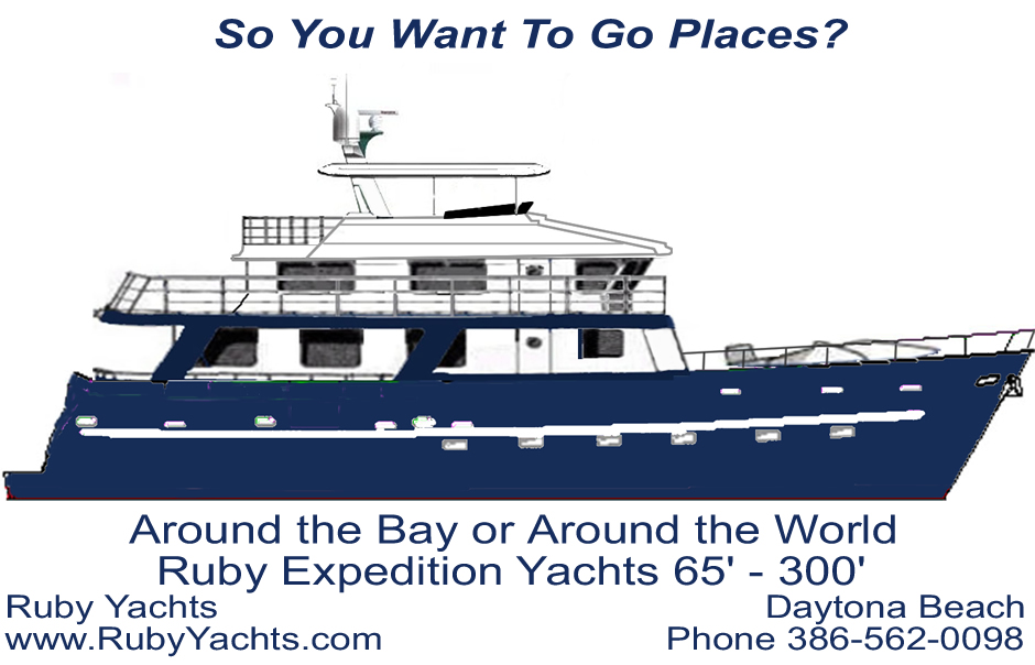 Ruby Yachts Florida Custom Yacht Builders